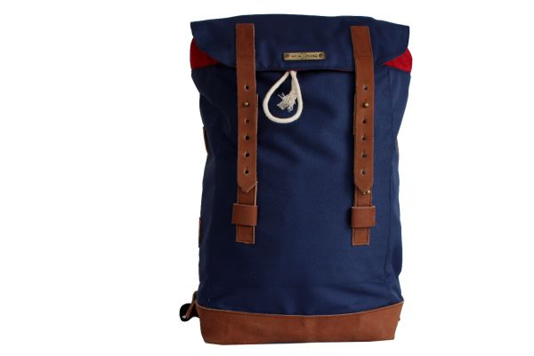Andor 4 cord blue, backbag large